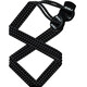 2XU Sport Laces Black/Black
